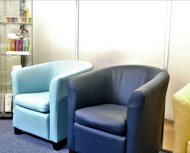 Waiting Room Magazine and Display Cabine-gallagher-dental-dublin-2t-m